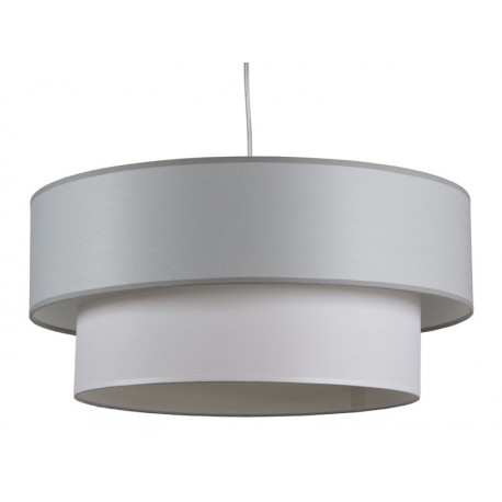 Double lamp  grise