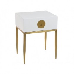 White Classy table